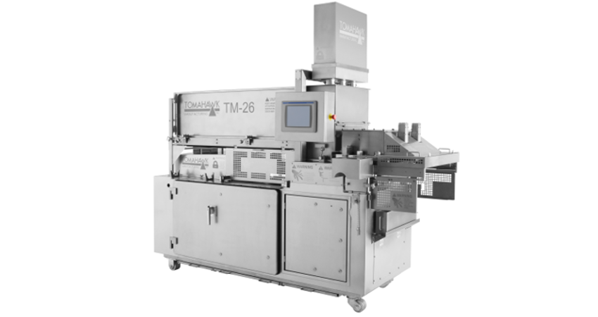 Our Most Popular Patty Forming Machine TM-26
