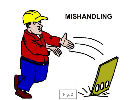 mishandling mold plates png