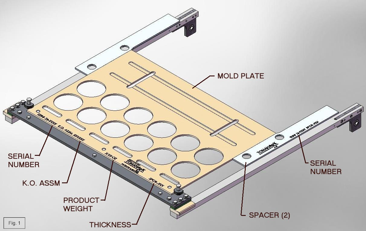 mold plate serial number png
